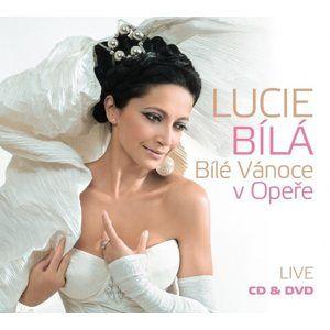 CD Lucie Bílá: Bílé Vánoce v Opeře LIVE - Bílá Lucie