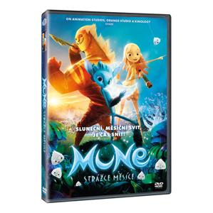 DVD Mune - Strážce Měsíce - Alexandre Heboyan, Benoît Philippon