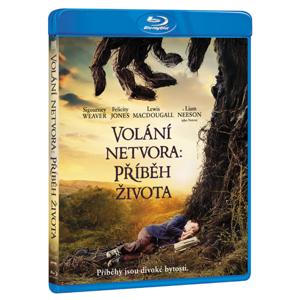Volání netvora: Příběh života Blu-ray