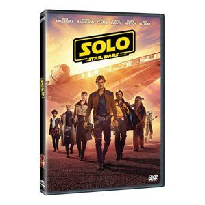 DVD SOLO: STAR WARS STORY