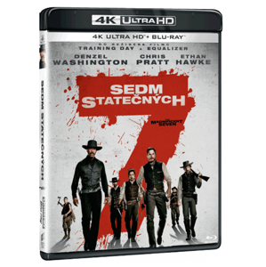 Sedm statečných (2016) Blu-ray UHD