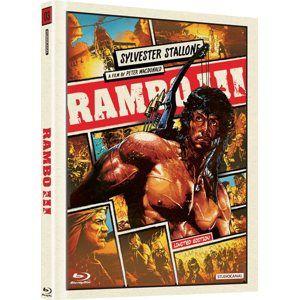 Rambo III. Blu-ray ( DIGIBOOK )