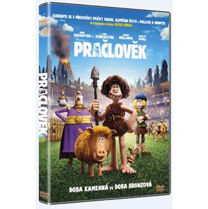 DVD Pračlověk