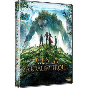 DVD Cesta za králem Trollů