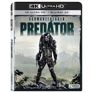 Predátor UHD+Blu-ray 3D