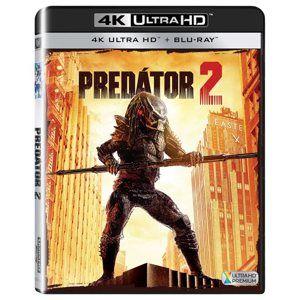 Predátor 2 UHD +Blu-ray