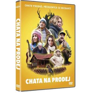 DVD Chata na prodej