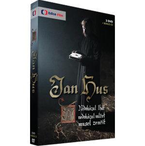DVD Jan Hus - neuveden
