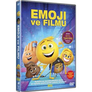 DVD Emoji ve filmu - Anthony Leondis