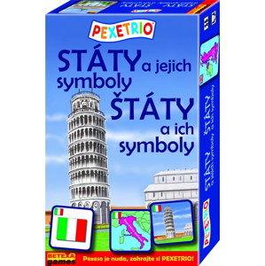 Pexetrio - Státy a jejich symboly 1