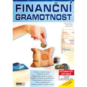 Finanční gramotnost - učebnice učitele, 2. vydání - Navrátilová Petra, Jiříček Michal