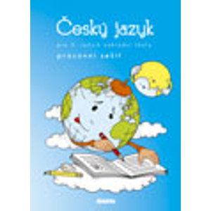Český jazyk 3.r.ZŠ- pracovní sešit - Burianová,Jízdná