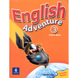English Adventure 3 Activity Book - Hearn I.
