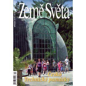 Země světa - Česko - Technické památky 3/2014