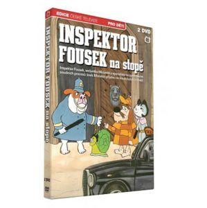 Inspektor Fousek na stopě 2 DVD - neuveden