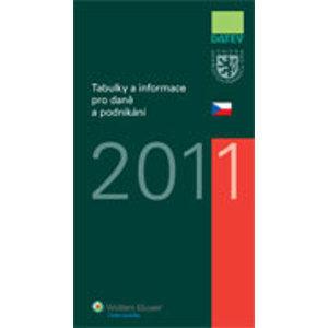 Tabulky a informace pro daně a podnikání 2011 7. vydání