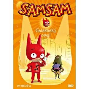 DVD SamSam 3 - Galaktický omyl