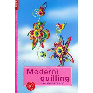 TOPP - Moderní quilling - neuveden