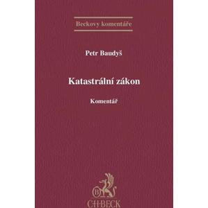 Katastrální zákon. Komentář - Baudyš