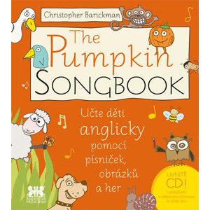 The Pumpkin SONGBOOK + CD - Christopher Barickman