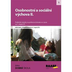Osobnostní a sociální výchova II. - Naděžda Kalábová