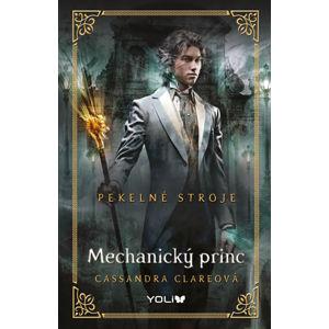 Pekelné stroje 2: Mechanický princ - Clareová Cassandra