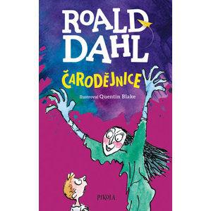 Čarodějnice - Dahl Roald