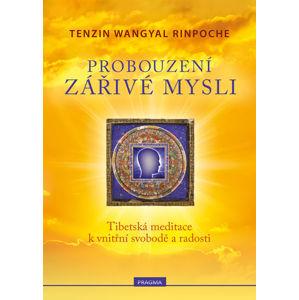 Probouzení zářivé mysli - Rinpoche Tenzin
