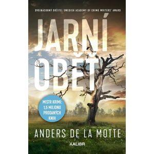 Jarní oběť - de la Motte Anders