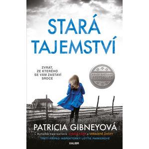 Stará tajemství - Gibneyová Patricia