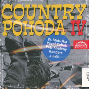Country pohoda IV. - CD - Různí interpreti