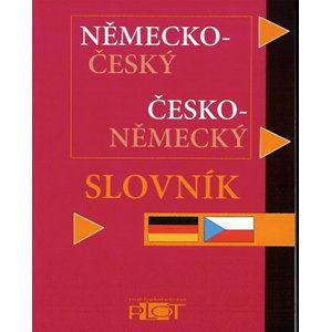 Něcko-český česko-německý kapesní slovík - kolektiv autorů