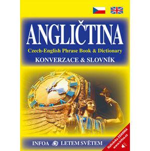 Angličtina - Konverzace + slovník - Sobotíková Martina
