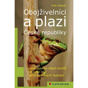 Obojživelníci a plazi České republiky - Zwach Ivan