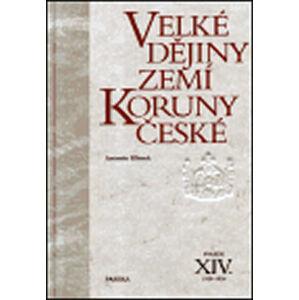 Velké dějiny zemí Koruny české XIV. 1929 - 1938 - Klimek Antonín