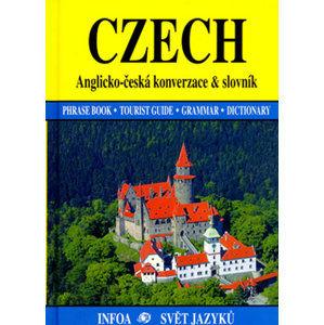 CZECH - Anglicko - česká konverzace & slovník - Kutalová Martina