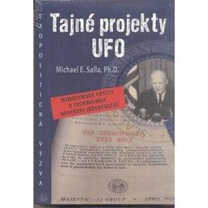 Tajné projekty UFO - Salla, E. Michael
