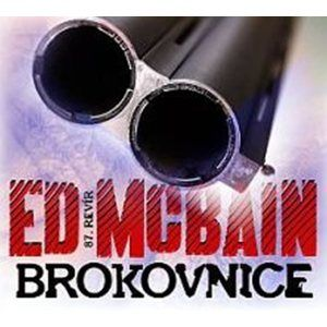 Brokovnice - CD - McBain Ed