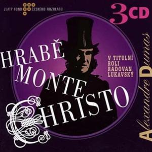 Hrabě Monte Christo 3 CD - Dumas Alexandre