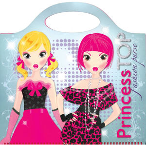 Princess TOP Fashion purse 1 (modrá) - neuveden