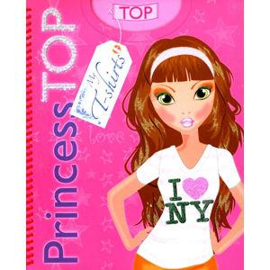 Princess TOP My T-shirts 1 (růžová) - neuveden