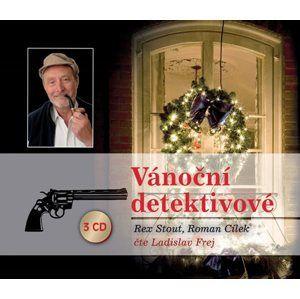 Vánoční detektivové - 3CD - neuveden
