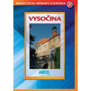 Vysočina DVD - Krásy ČR - neuveden