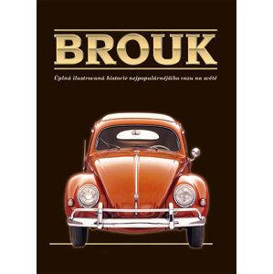 Brouk - Úplná ilustrovaná historie nejpopulárnějšího vozu na světě - v dárkové krabici - Seume Keith