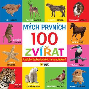 Mých prvních 100 zvířat A-Č slovnik - neuveden