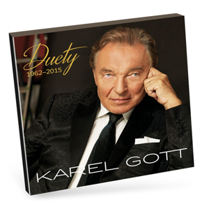 Karel Gott Duety 5 CD - Gott Karel