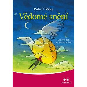 Vědomé snění - Duchovní cesta pro každodenní život - Moss Robert