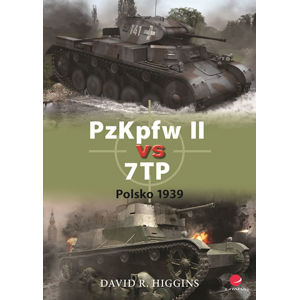 PzKpfw II vs 7TP - Polsko 1939 - Higgins David R.
