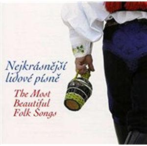 Nejkrásnější lidové písně - CD - Různí interpreti
