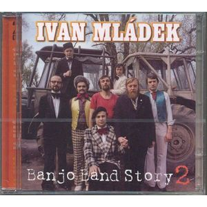 Banjo Band Story 2 - 2CD - Mládek Ivan